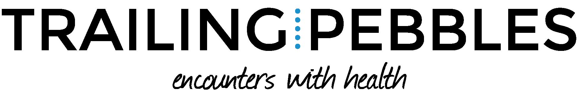 Trailing Pebbles logo